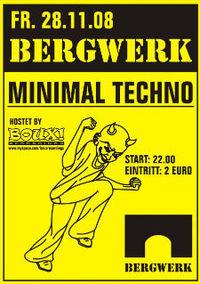 Boux ! recordings@Bergwerk