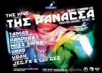 The Hive Feat. The Panacea | Groove Bagasch | C23@Club Tunnel