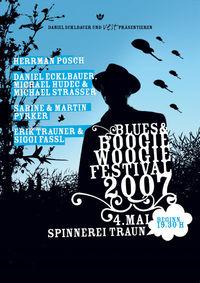 Blues´n Boogie Woogie FESTIVAL@SPINNEREI - Traun