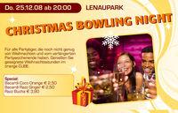 Christmas Bowling Night@Orange Cube Lenaupark