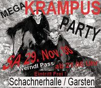 Krampusparty@Schachnerhalle