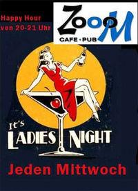 Ladies Night@Cafe Pub Zooom