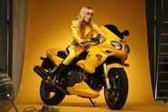 ---BAD Girls drive GOOD bikes---