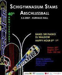 Schigymnasium Stams Abschlussball@Kurhaus Hall