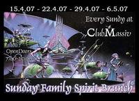 Sunday Family Spirit Brunch@Club Massiv
