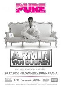 Pure - Armin Van Buuren@Slovansky Dom