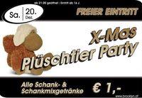X-Mas Plüschtier Party@Brooklyn