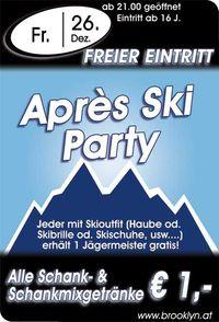 Apres Ski Party@Brooklyn