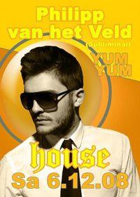 Philipp van het Veld@Yum Yum - Club