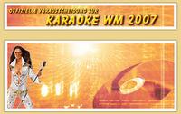Karaoke WM 2007 Vorausscheidung