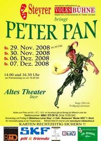 Peter Pan@Altes Theater Steyr