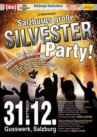 Salzburgs große Silvesterparty