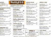 Mangoo - New Mex.Bar & Lounge