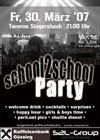 School2School Party@Taverne