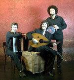 Titi Robin Trio@Birdland