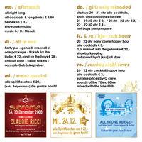 all in one@Q[kju:] Bar
