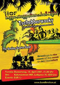 Tschebberwooky-Live im Hof@Kulturzentrum HOF