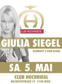Giulia Siegel@Club Hochriegl