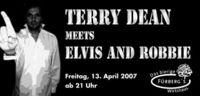 Terry Dean meets Elvis & Robbie@Fürberg´s