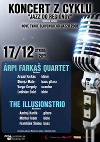 """Koncert z cyklu """"Jazz do regiónov""""@Jazz Disco Club"""