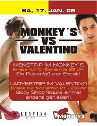 Monkey`s VS Valentino@Monkeys