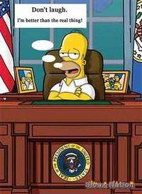 Gruppenavatar von Homer for President