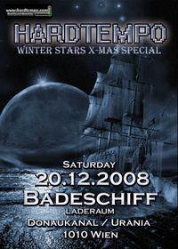 Hardtempo Winterstars X-Mas Special@Badeschiff