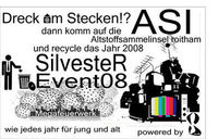 Gruppenavatar von SYLVESTER 08 --> DAS EVENT