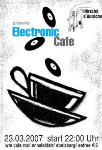 Electronic Cafe@WM Café Rox