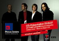 Plexus Solaire - CD Releaseparty@Café Leopold
