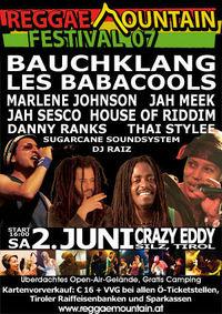 Reggae Mountain Festival 2007@Crazy Eddy