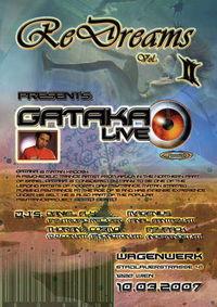 ReDreams: GATAKA (live & DJ-Set)