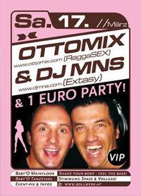 Ottomix & DJ Mns@Baby'O
