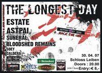 The Longest Day@Schloss Leiben