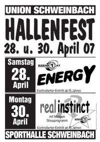 Hallenfest Schweinbach@Sporthalle Schweinbach