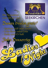 Ladies Night@Disco Landschlössl