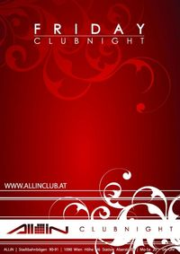 Friday Clubnight@All iN