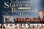 Volksmusikstars singen Blasmusikhits@Arena Nova