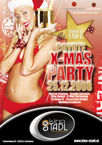 Coyote X-Mas Party