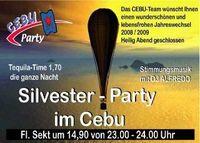 Silvester Party@Cebu