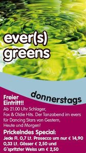 Ever(s)greens@Evers