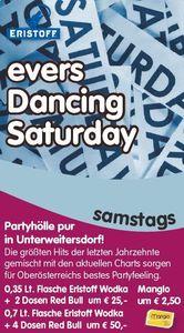Evers Dancing Saturday@Evers