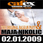 Balkan Party@Caféx