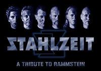 Stahlzeit a tribute to Rammstein Live in Imst beim FMZ Open Air 2009@Am Dach des FMZ