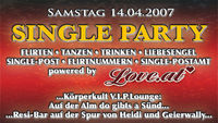 Österreichs größte Single Party@A-Danceclub