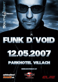 Southbeat present Funk D' Void