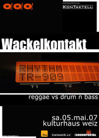 Wackelkontakt@Kulturhaus