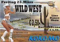 Wild West Country-Music@Kokomo die Tanzinsel