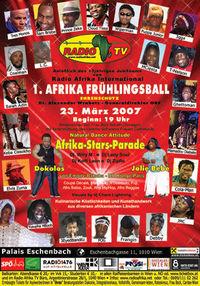 1. Afrika Frühlingsball