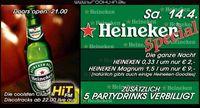 Heineken Special@Brooklyn